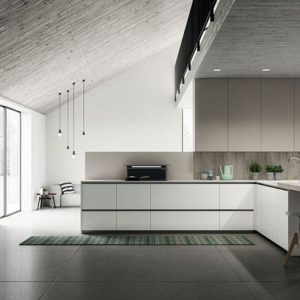 Cucina Moderna lineare o ad angolo - Consegne in Friuli a Udine ...