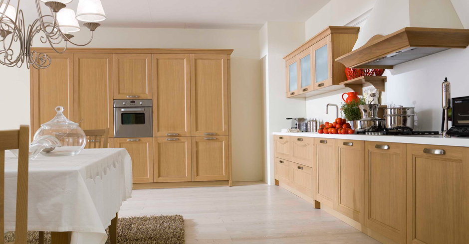 Cucina In Rovere Sbiancato. Top Best With Cucina In Rovere Sbiancato ...